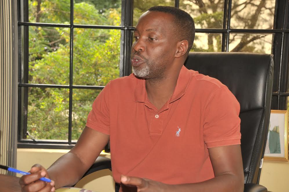 Amos Wekesa