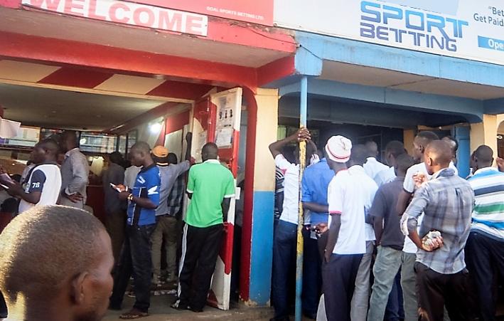 Image result for kenyans betting