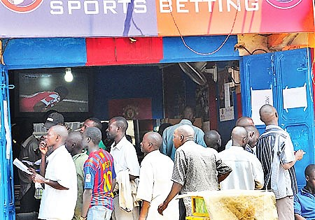 Uganda Youth Ranked 2nd Gamblers in Sub-Saharan Africa » Business Focus