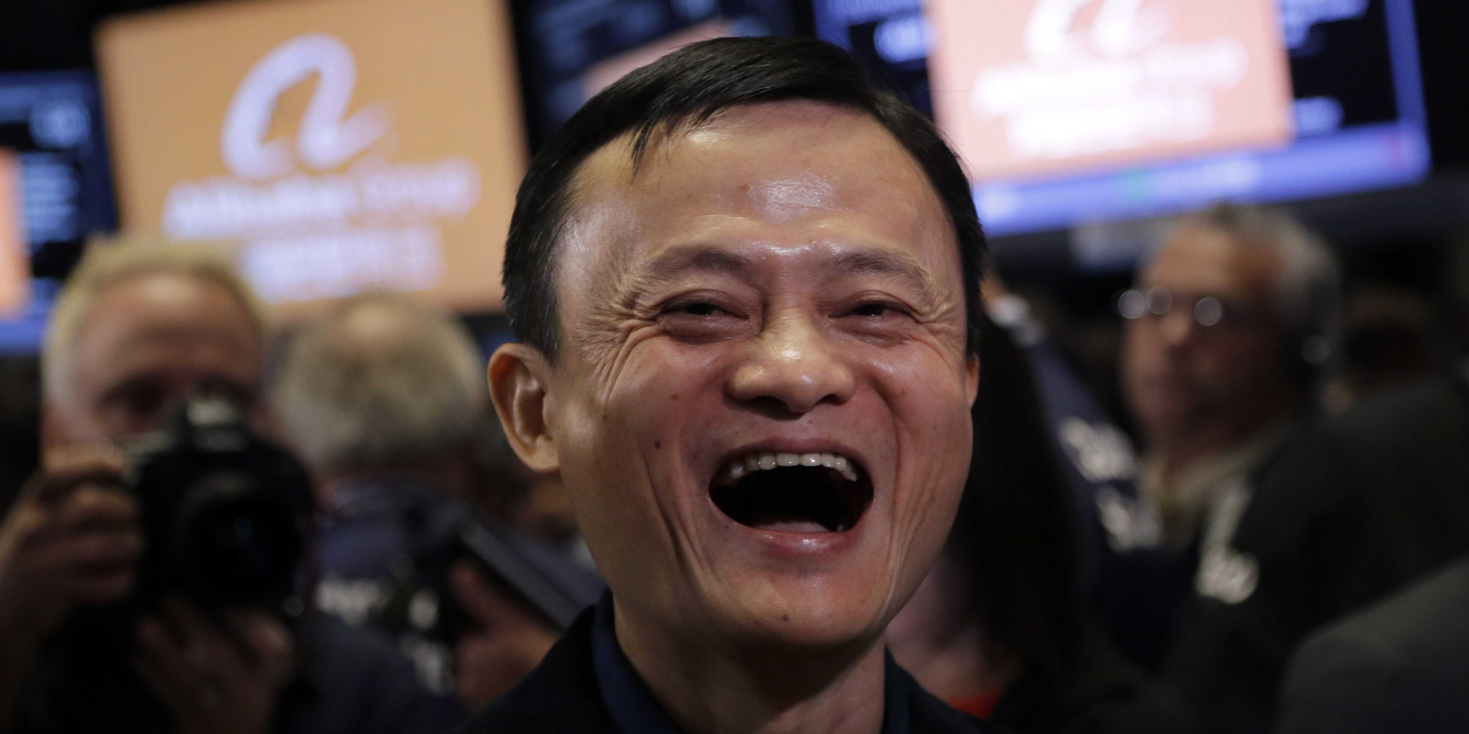 """jack ma (davos, switzerland) – alibaba founder and e-commerce mogul jack ma on wednesday sung the praises of free trade and warned against protectionism, just weeks after two of his companies suffered setbacks at the hands of a us government taking an increasingly hard line on china """"when trade stops."""