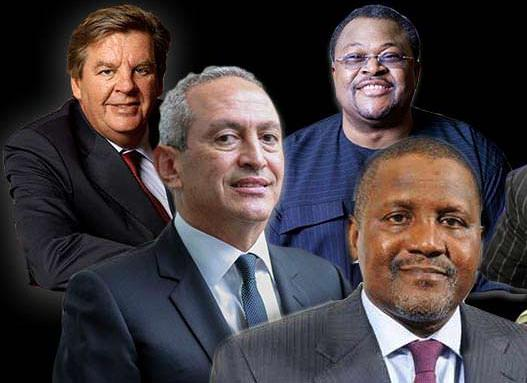 New Top 10 Richest Africans Revealed » Business Focus