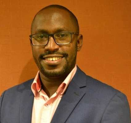 Ian Rumanyika, the Ag. Assistant Commissioner Public and Corporate Affairs at URA