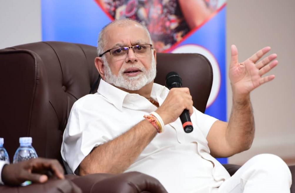 Tycoon Sudhir Ruparelia