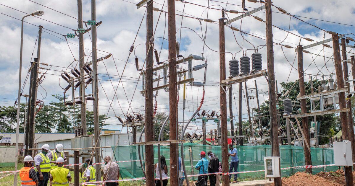 Umeme: The new upgraded Gulu substation